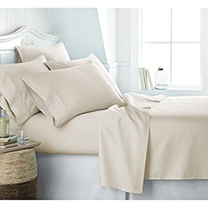 Good Egyptian Luxury 1800 Hotel Collection Bed Sheet Set   Deep Pockets, Wrinkle  And Fade Resistant