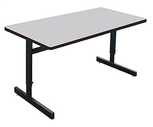 - Correll WS3060M - Econoline School, Office, Computer Or Training Table, 30