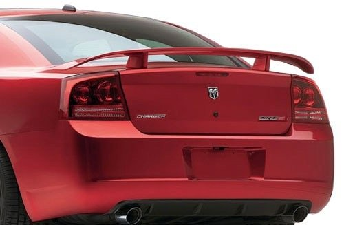 JSP Painted Rear Wing Spoiler Compatible with 2006-2010 Dodge Charger BS - GBS Deep Water Blue Pearl Factory Style 388023