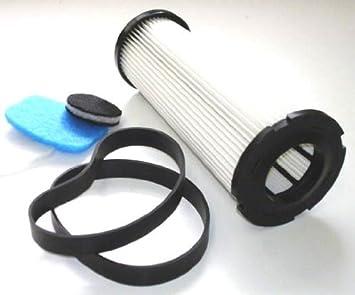 Correa de transmisi/ón y filtros para Vax VS Series Swift antial/érgico para Ultra de alcance completo de mascotas y Ultrixx aspiradoras
