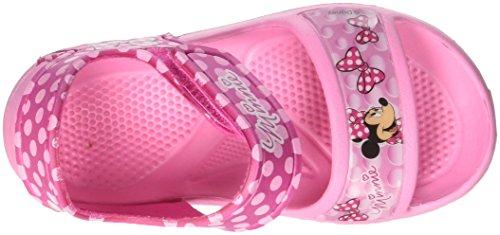 Disney Mädchen S19327h/Az Zehentrenner Rosa