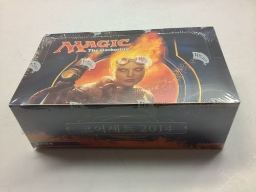 Magic the Gathering M14 KOREAN Booster Box (Unopened Booster Box)