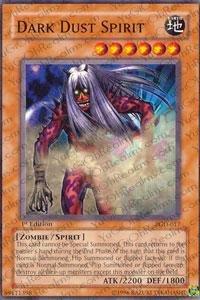 Yu-Gi-Oh! - Dark Dust Spirit (PGD-017) - Pharaonic Guardian - 1st Edition - Common ()