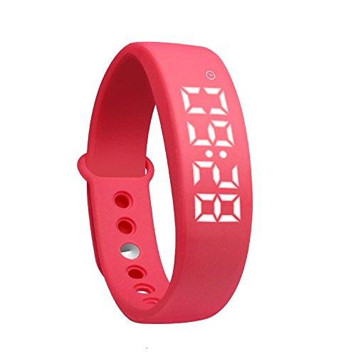 Peipei Sports podomètre Smart Bracelet Bande de santé étanche pour Samsung