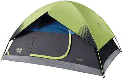 Coleman Dark Room Sundome Tent product image