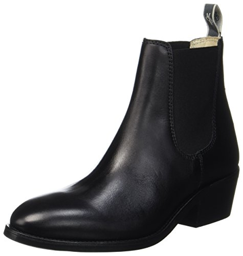 cheap sale amazing price Marc O'Polo Women's Mid Heel Chelsea 70814215101123 Slouch Boots Schwarz (Black) buy cheap low cost wide range of cheap online sast for sale from china online Y17Axde