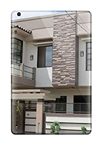Ipad Mini/mini 2 Case Cover Skin : Premium High Quality Modern Houses Case