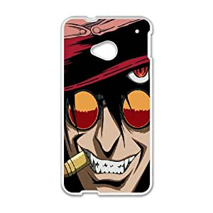 Customization Personalised Phone Case Hellsing Alucard For HTC One M7 NP4K02308