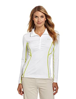 Puma Golf Women's Stitch Free Long Sleeve Top