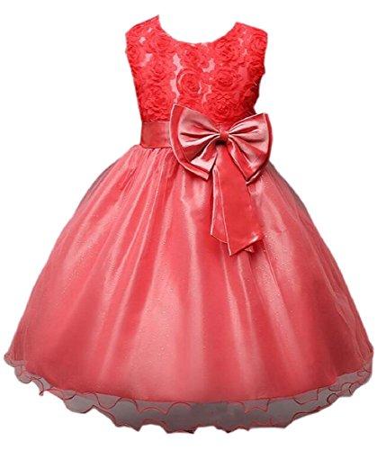 Gown 7 Prom Tulle Girl Ball AU Dress Kids Flower Lace Party QianQian Princess Maxi 7qfZ1xnwO