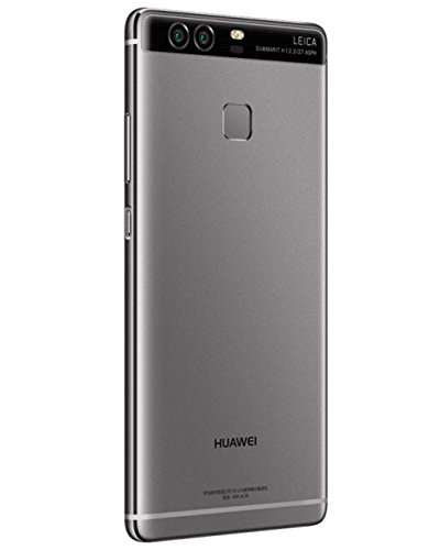 huawei p9 32gb dual sim eva l19 titanium grey volume rocker and