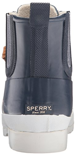 Sperry Top-Sider Womens Walker Steam Boot Navy