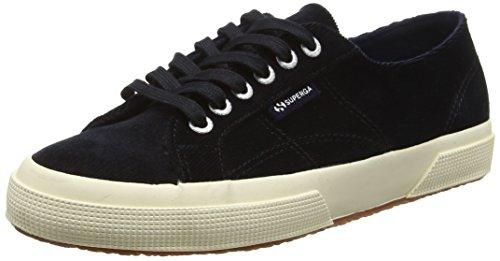 Unisex Blu Superga 2750 Adulto Navy Blue Basse Sneaker 070 Fabriccorduroym 66HUBPA