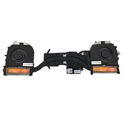 - Laptop Heatsink&Fan for DELL XPS 15 9530 Precision M3800 P31F New and Original