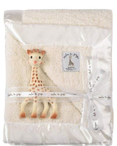 Vulli Sophie the Giraffe  - Prestige Blanket