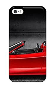 Iphone 5/5s Case Cover - Slim Fit Tpu Protector Shock Absorbent Case (cool Sports Car)