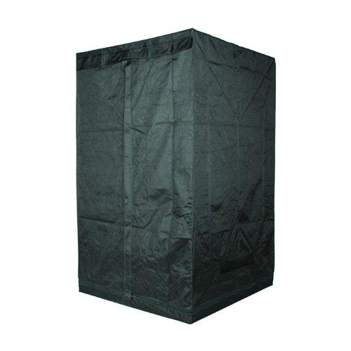 LEDwholesalers GYO1008 76-Inch x 48-Inch x 48-Inch Mylar Reflective Hydroponic Grow Tent