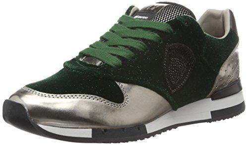 Worunori verde Verde Sneaker Usa Blauer Donna green pqnnxF