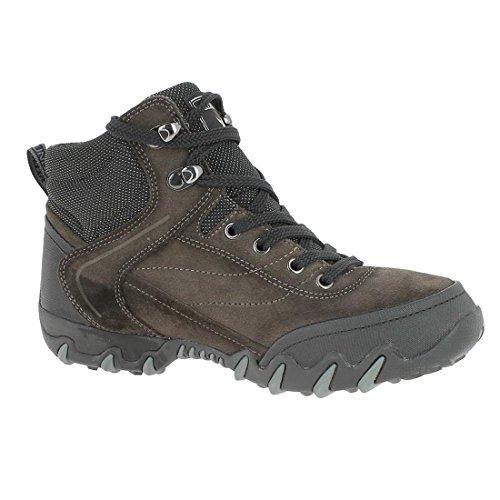 Allrounder Boot By Winter Mephisto dark Suede Black Tex Brown Women's Rubber Nigata raO6rSAq