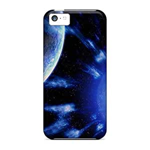 linJUN FENGDefender Cases For iphone 5/5s, Planets Pattern