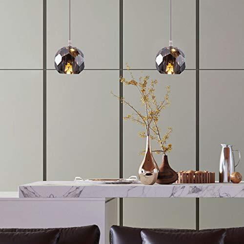 Nickel Plated Pendant Lights