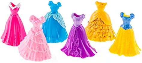 Kids Play Disney Princess Little Kingdom Magiclip Fashion Set 2