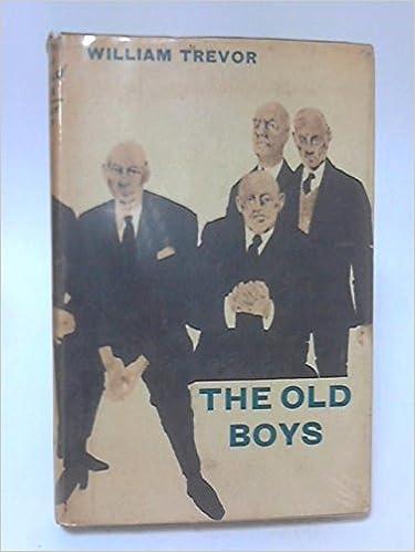The Old Boys, Trevor, W