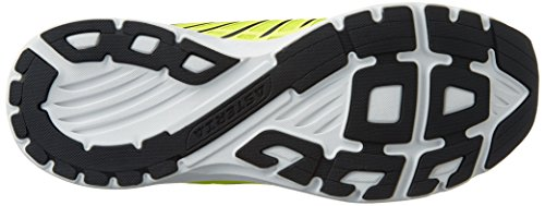 Brooks Asteria, Zapatos para Correr para Hombre Multicolor (Black/nightlife/white)