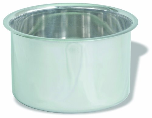 """Crestware Commercial, Short Bain Marie 6""""x4"""" Inch (Package of 4)"""