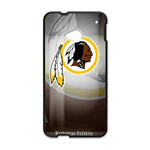 Washington Redskins Bestselling Hot Seller High Quality Case Cove Hard Case For HTC M7