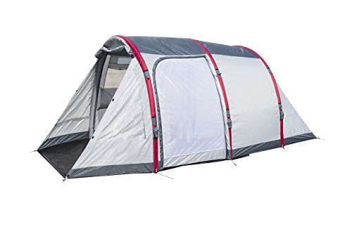 🥇 Bestway 68077 – Tienda de Campaña Sierra Ridge Air X4 Tent