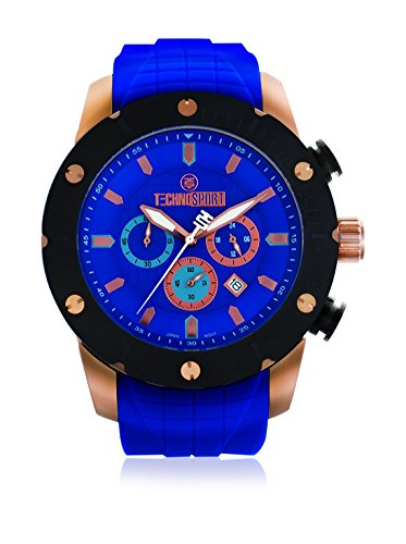 TechnoSport Men's Chrono Watch - FORCE rose gold