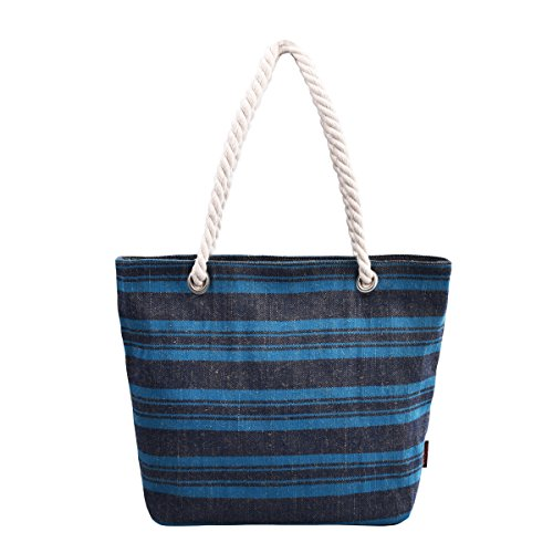 Canvas Beach Tote Bags - 7