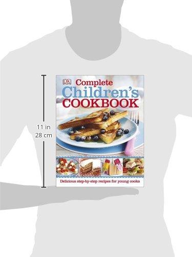 Complete Children's Cookbook by DK Publishing Dorling Kindersley (Image #6)