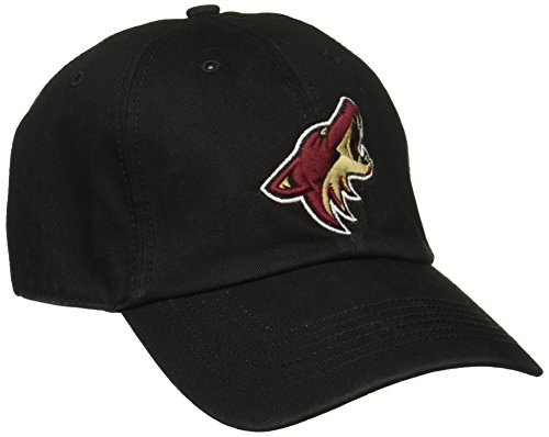 '47 NHL Phoenix Coyotes Franchise Fitted Hat, Large, Black ()