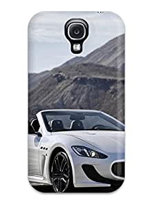 New Snap-on ZippyDoritEduard Skin Case Cover Compatible With Galaxy S4- Maserati Suv 20