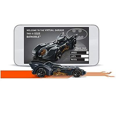 Hot Wheels id 1989 Batmobile {Batman}, Multi: Toys & Games