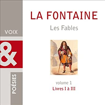 Amazon Com Les Fables Livres I A Iii Audible Audio