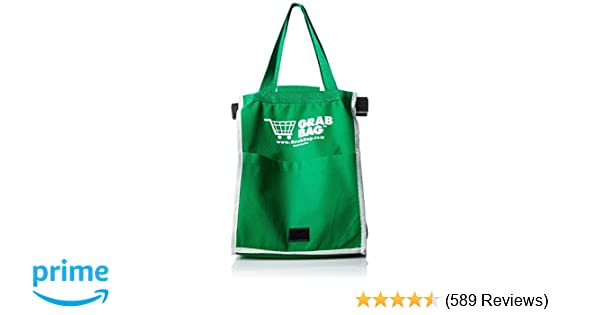 cadfc16bf14 Amazon.com  Grab Bag Shopping Bag (Pkg Of 2)  Kitchen   Dining