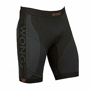 Wong Sport 24203 Gris Oscuro | Mallas Cortas Unisex