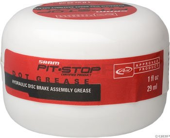 SRAM PitStop DOT Disc Brake Assembly Grease, (Hydraulic Hose Cutter)