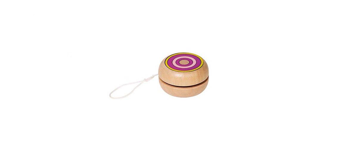 Jouetprive-Yoyo anneaux colorés 5