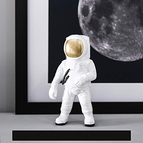 4 pcs/Set Contracted Contemporary Astronaut Decorates Resin to Put Out an Astronaut Shop Window to Display Handicraft by estinko (Image #2)