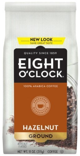 eight-oclock-coffee-hazelnut-ground-11-ounce-bags-pack-of-6
