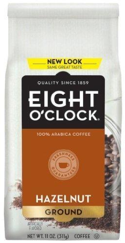eight-oclock-coffee-hazelnut-ground-11-ounce-bags-pack-of-6