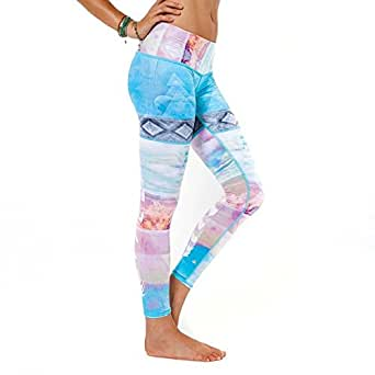 Teeki - Designer Activewear - Tarot Magick Hot Pant - Extra Small