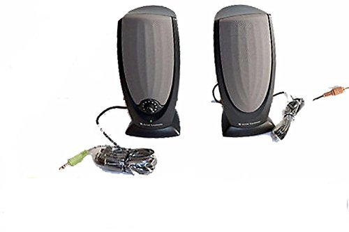 Altec Lansing Two-Piece Speaker System for (Altec Lansing Notebook Speakers)