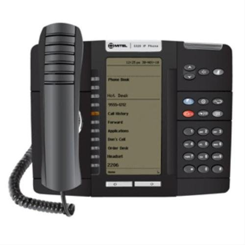 Mitel Hardware (Mitel 5320 IP Phone)