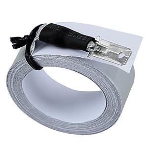 Parking Sensor - TOOGOO(R) No Drills Holes Invisible In Bumber Electromagnetic Rear Parking Sensor Kit -UK