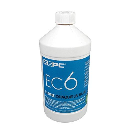 XSPC EC6 1000 ml Premix Opaque Water Cooling Coolant - Blue